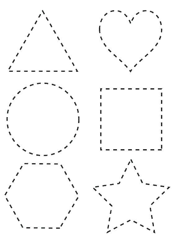 раскраска изучаем геометрические фигуры распечатать