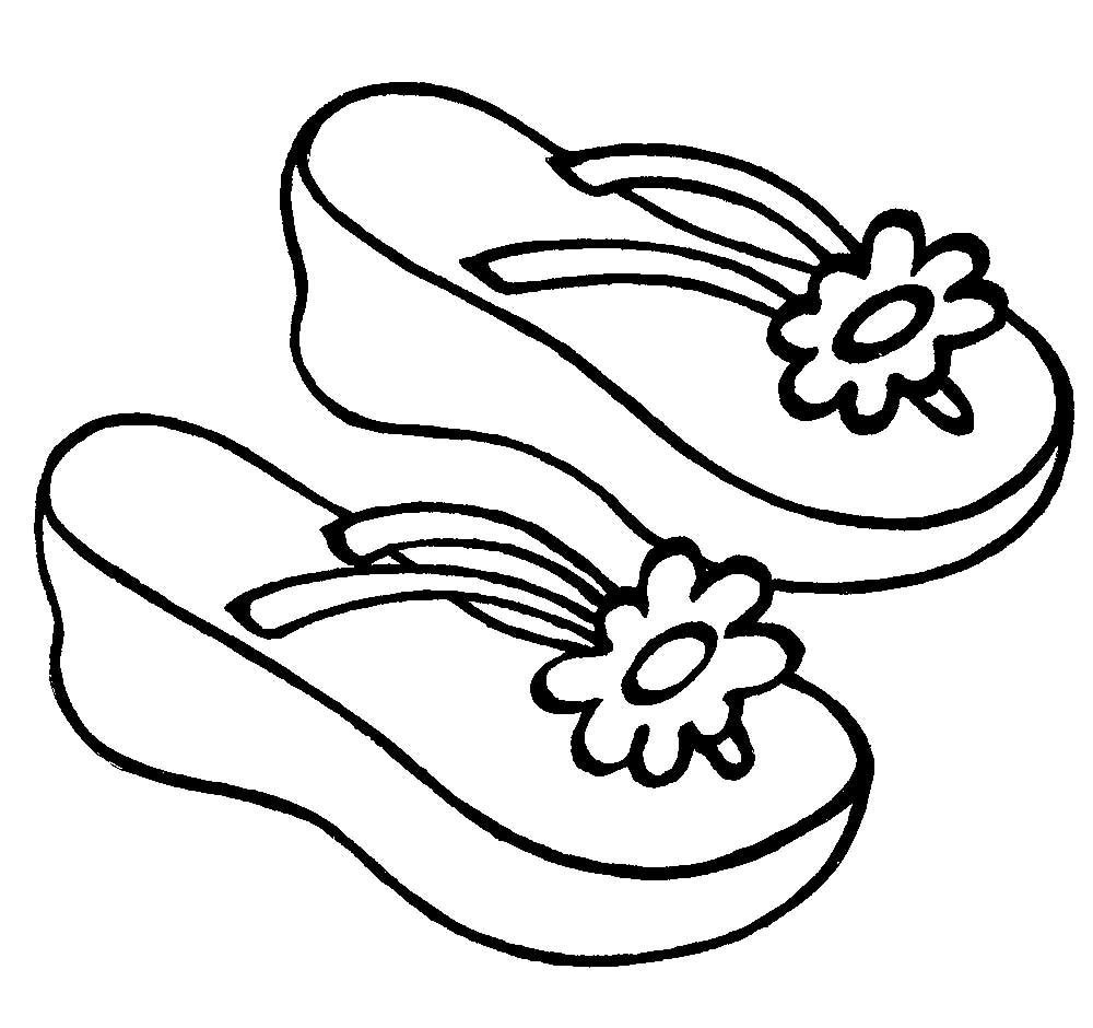 раскраска туфли раскраски с туфлями женская обувь