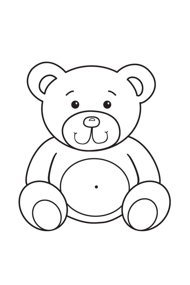 Раскраска. для маленьких простые раскраски для маленьких детей