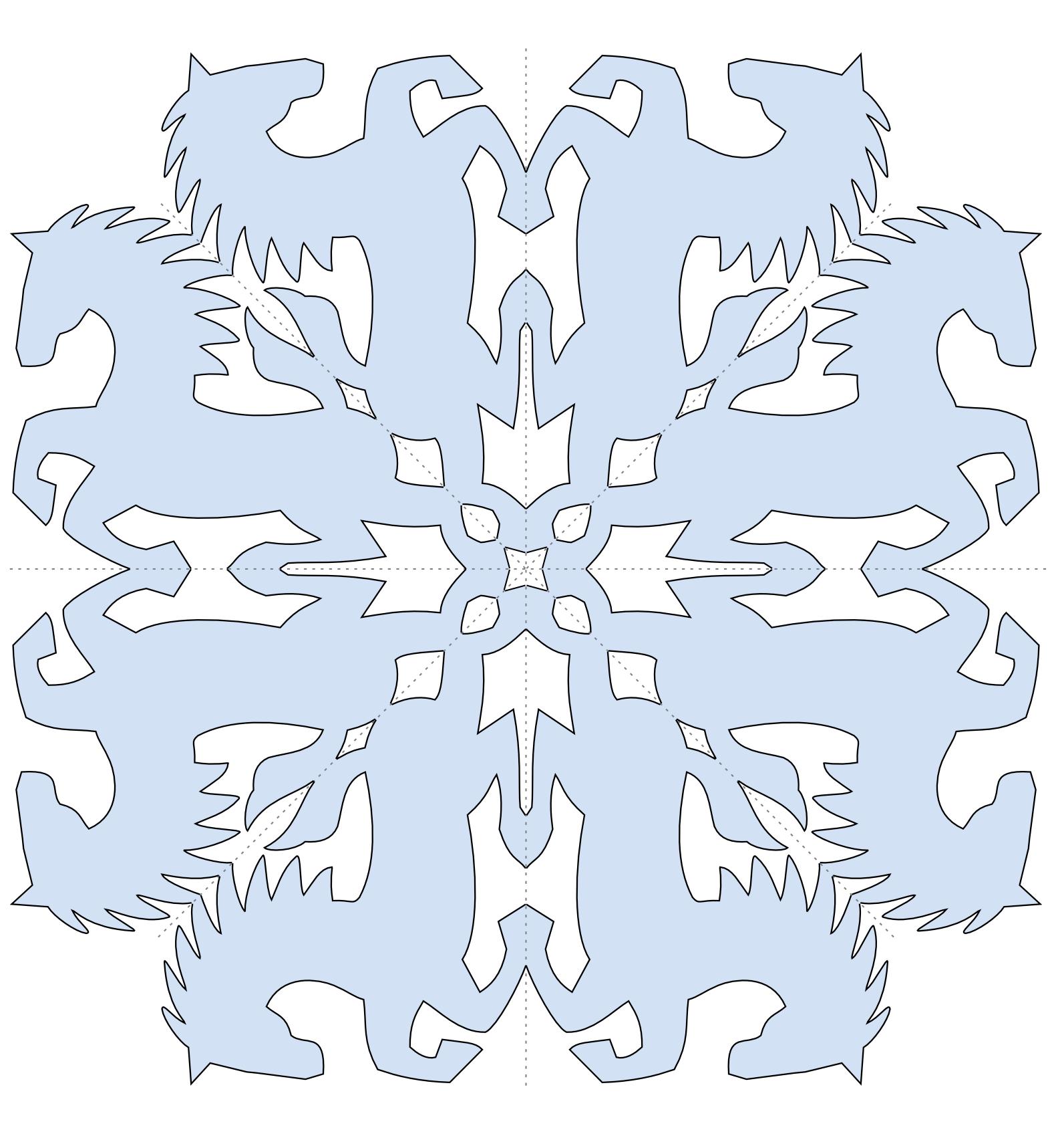 картинки снежинки которые можно вырезать данной статье