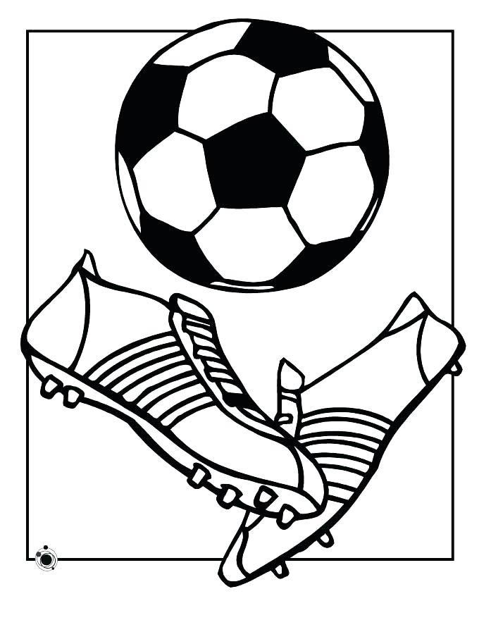 затем, рисунки по футболу легкие конфета