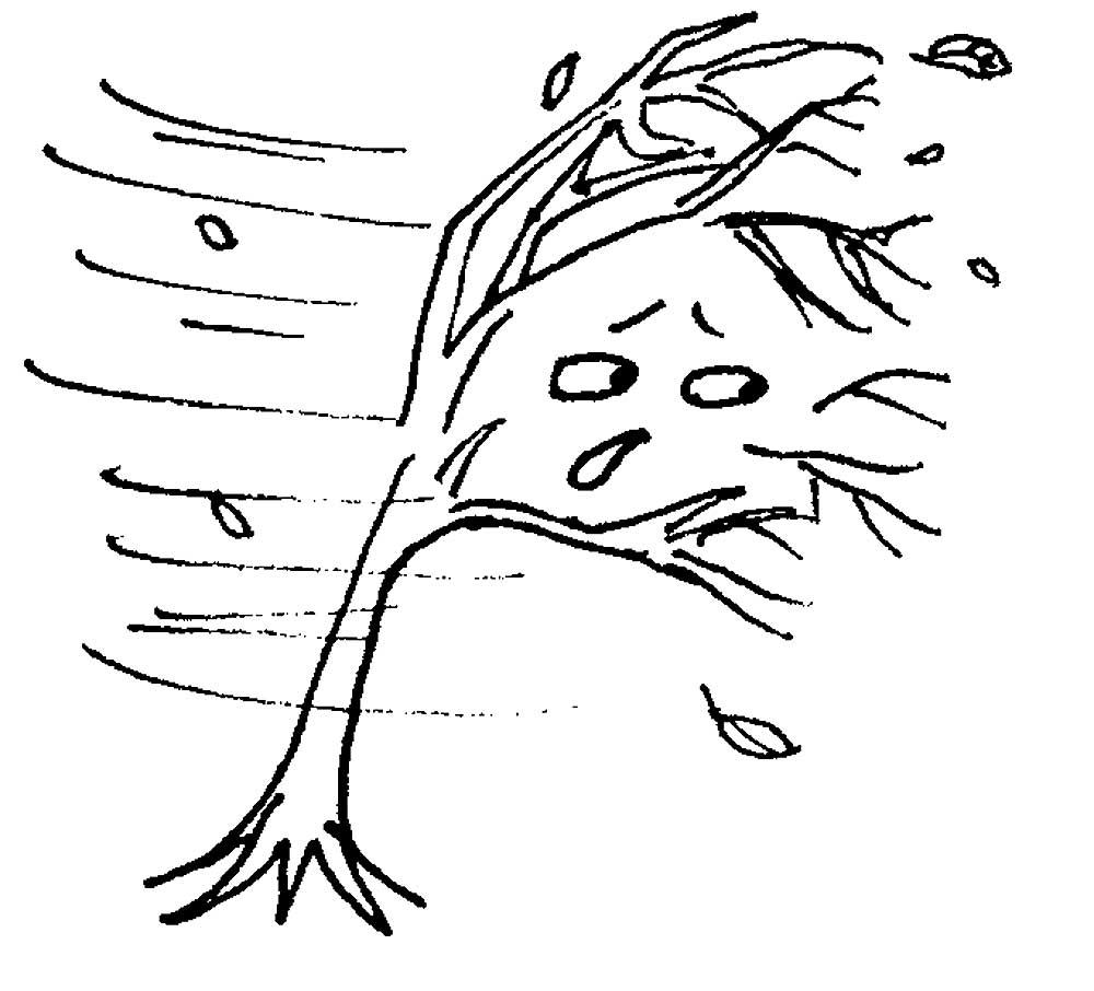 рисунок на тему ветер дует центральным