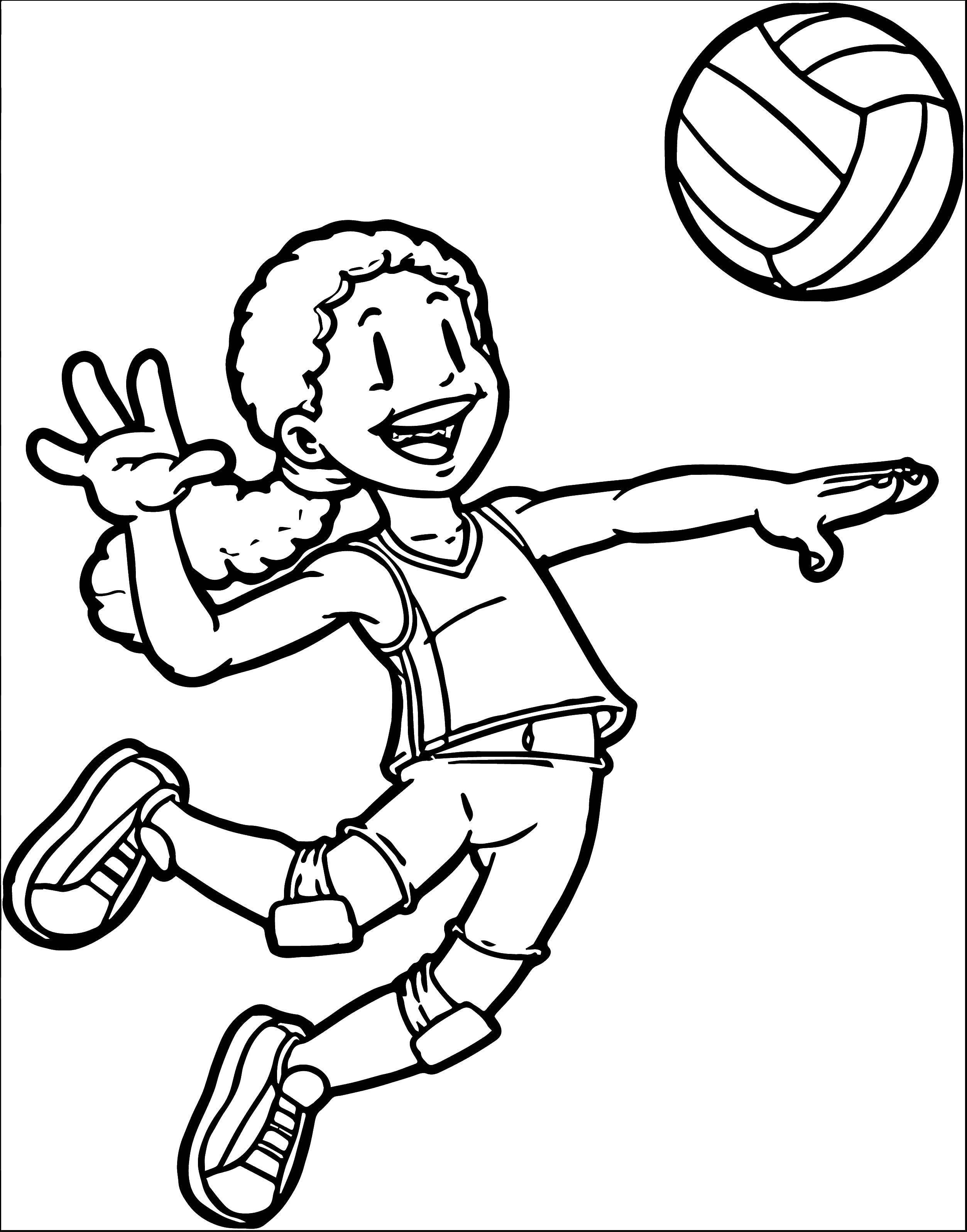 Картинки виды спорта для раскрашивания