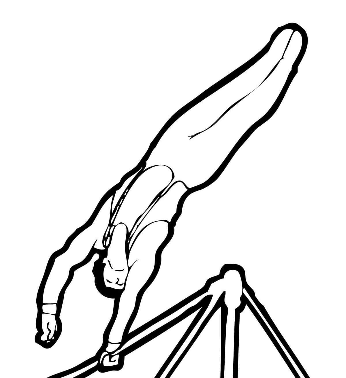 очень картинки атлетической гимнастики карандашом наверняка