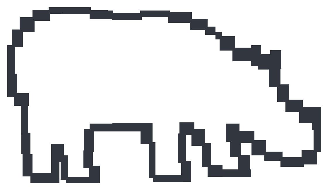 Картинки диких животных для вырезания из бумаги